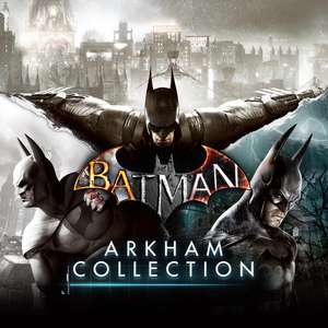 Batman: Arkham Collection à 8.92€ et Ruiner à 3.04€ sur PC (Dématérialisés - Steam)