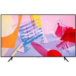 "TV 65"" Samsung QE65Q67TAUXXH - QLED UHD 4K, Smart TV, Argent"