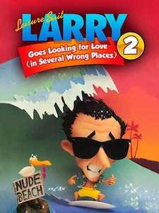 Leisure Suit Larry 2 Looking For Love gratuit sur PC (Dématérialisé)