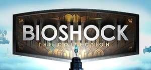 BioShock: The Collection : BioShock + BioShock 2 + Bioshock Infinite + les DLC sur PC (Dématérialisé - Steam)