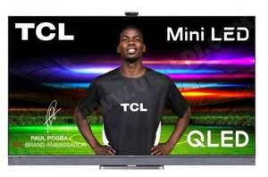 """TV 55"""" TCL MINI LED 55C822 - 4K UHD, HDR10+, QLED, Android TV (via ODR de 100€. Parrainage possible en plus)"""
