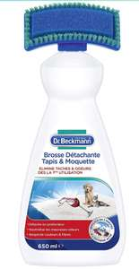 Brosse Nettoyante Tapis & Moquette Dr. Beckmann - 650 ml