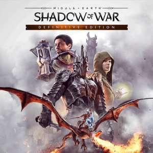 Middle-Earth : Shadow of War Definitive Edition sur PC (Dématérialisé)