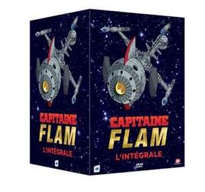 Coffret DVD Capitain Flam - L'Intégrale - Edition Remastérisée