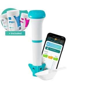 Pack Sonde connecté iopool EcO Start - Sans abonnement + accès complet à l'app iopool + produits d'entretien offerts (shop.iopool.com)