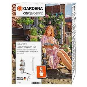 Kit d'arrosage GARDENA pour mur végétal d'angle NatureUp!