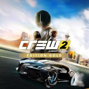 Jeu The Crew 2 - Édition Gold sur PS4 (Dématérialisé)