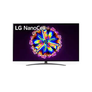 """TV 55"""" LG NanoCell 55NANO916NA - 4K UHD, LED, 100Hz, Dolby Atmos & Vision (Frontaliers Suisse)"""
