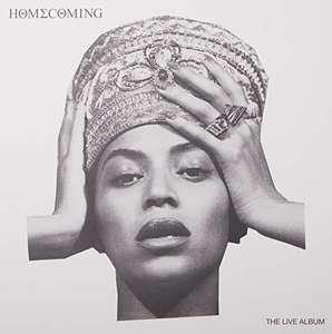 Coffret Album Vinyl (4 disques) Beyoncé Homecoming: The Live Album (180 grammes)