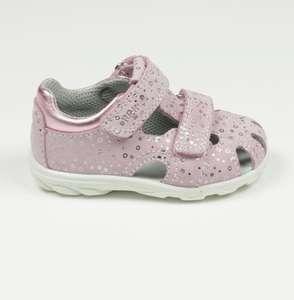 Chaussures enfant Richter Terrino - Rose, Tailles 21 à 30