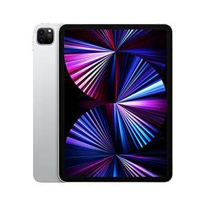 "Tablette tactile 11"" Apple iPad Pro 11 (2021) - Retina, M1, 8 Go de RAM, 256 Go, Wi-Fi, argent"