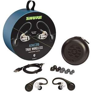 Ecouteurs intra-auriculaires sans fil Shure Aonic 215 Wireless (SE215) - Bluetooth (BT2)