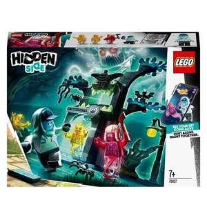 Jouet Lego Hidden Side - Le monde hanté (70427)