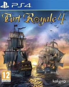 Jeu Port Royal 4 sur PS4 et XBOX