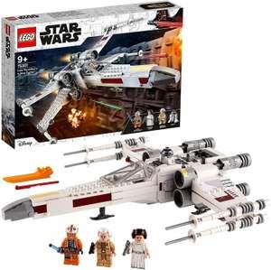 Jouet Lego Star Wars - Luke Skywalkers X-Wing Fighter (75301)