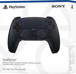 Manette sans-fil Sony DualSense PS5 - Midnight Black ou Cosmic Red (Occasion - Comme Neuf)