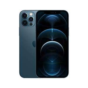 "Smartphone 6.1"" Apple iPhone 12 Pro - 128 Go, Bleu Pacifique (Occasion - Comme neuf)"