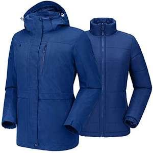 Veste de ski Camel Crown pour Femme - Tailles M à 3XL, imperméable (Vendeur Tiers - via coupon)