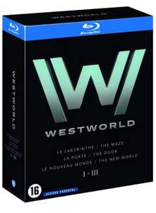 Coffret Blu-ray Westworld - saisons 1 à 3