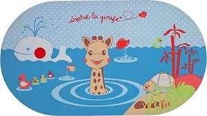 Tapis d'eau Vulli avec indicateur de température Sophie la Girafe