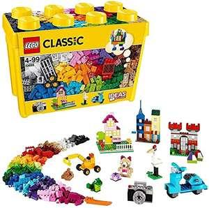 Boîte de Briques Lego Classic 10698 - 790 pièces
