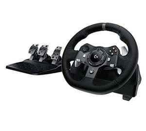 Kit Volant avec pédales Logitech G920 Driving Force pour Series X|S, Xbox One, PC (Reconditionné - Très bon état)