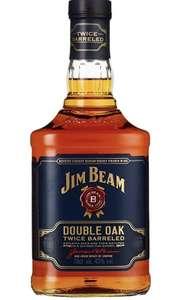 Bouteille de Whisky Straight Bourbon Jim Beam Double Oak - 70 cl