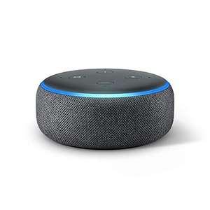 Assistant vocal Amazon Echo Dot 3 à 21.99€ et Echo Dot 4 à 29.99€