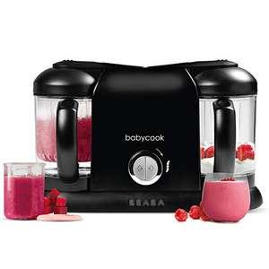 Robot cuiseur Beaba Babycook Duo 4-en-1 - 2.2 L, noir
