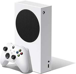 Console Microsoft Xbox Series S (via reprise d'une ancienne console)