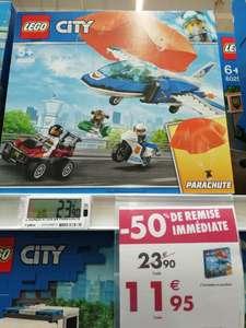 Jouet Lego City L'arrestation en parachute - Brest (29)