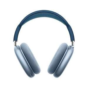 Casque audio sans-fil à réduction de bruit active Apple AirPods Max - bleu