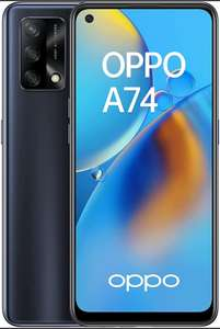 "Smartphone 6.43"" Oppo A74 4G - 128Go, 6Go de Ram"
