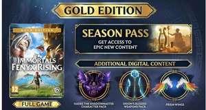 Jeu Immortals Fenyx Rising - Gold Edition sur PS4 (Mise à Jour PS5 disponible) - Via Retrait Magasin