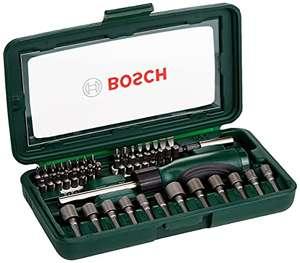 Jeu de tournevis Bosch - 46 pièces