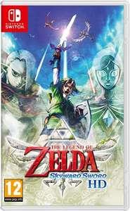 The Legend of Zelda : Skyward Sword HD sur Nintendo Switch