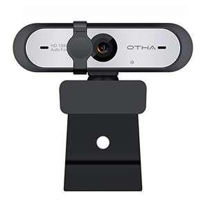 Webcam OTHA W624 Streaming webcam - 1080p/60 fps (via coupon de 10% - Vendeur tiers)