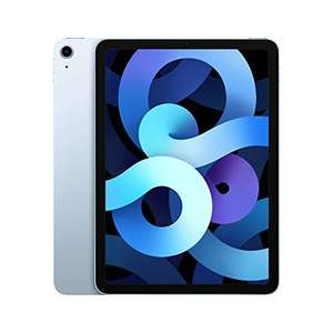 "Tablette 10.9"" Apple iPad Air 2020 - WiFi, 256 Go, Bleu Ciel (Via Coupon)"