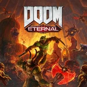 Doom Eternal Edition Standard sur PS4 & PS5 (Dématérialisé - Store Mexique)