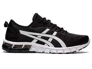 Chaussures Asics Gel-Quantum 90 pour Homme - Noir/blanc, Tailles 40 à 46.5