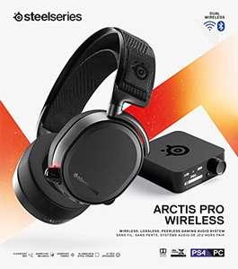 Casque sans-fil SteelSeries Arctis Pro Wireless - Noir (Reconditionné - Comme neuf)