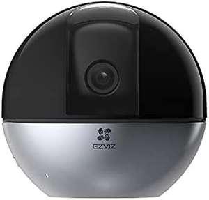 Caméra Wi-Fi intérieure Ezviz C6W - Objectif motorisé 4MP, Wi-Fi, Vision Nocturne, 360°