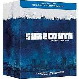 Coffret Blu-Ray The Wire, l'intégrale (Sur Écoute)
