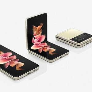 """[Précommande - Clients Macif] Smartphone 6.7"""" Samsung Galaxy Z Flip 3 5G - 128 Go de stockage, 8 Go de RAM + étui + chargeur sans fil"""