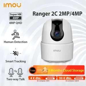 Camera de surveillance Imou Ranger 2C - Wifi, 360° + SD 32 Go (23.59€ via AUG3 - Entrepôt Espagne)