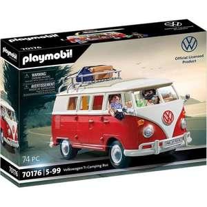 Jouet Playmobil Volkswagen T1 Combi 70176