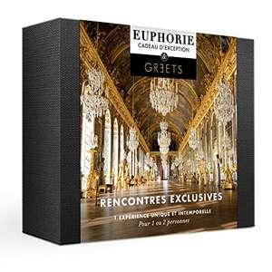 Coffret Cadeau Smartbox - Rencontres Exclusives