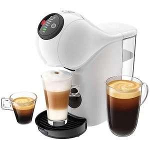 Cafetière à capsules Krups Dolce Gusto Genio S - avec 3 boîtes de dosettes de café