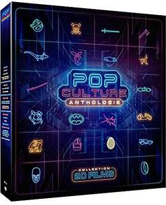 """Coffret POP Culture """"Anthology"""" Ready Player One - Collection de 20 films cultes 20 Blu-Ray"""