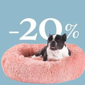 Lit déhoussable et apaisant Comfy - Taille S (puppylove.fr)